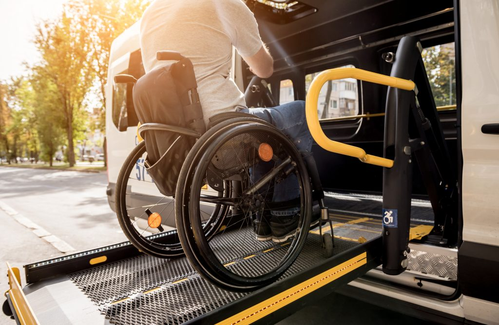 NDIS Assisted Travel and Transport